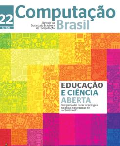Revista Computação Brasil - capa